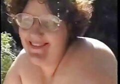 Orang berambut pirang bokep mom jepang tipis panas dengan raksasa.